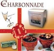 La Charbonnade,  bbq grill inside right on your table,  just like fondu