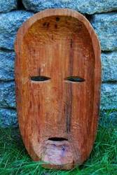 African Mask-Masque Africain