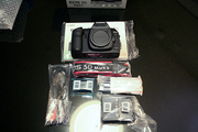 For sale brand new Canon EOS-5D Mark II Digital SLR Camera Body Kit wi