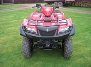 2010 Suzuki King Quad 500 with power steering