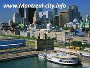 ►►► City of Montreal,  Quebec - information,  history,  visitors guide ►►