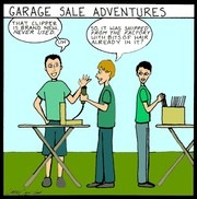Vente de Garage - Yard Sale