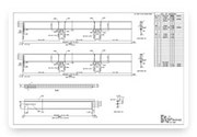 Fabrication Steel Shop Drawings | Structural Steel Detailing Services