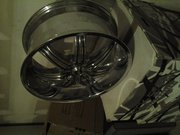 brand new set of 22' Effen Rockstar rims