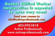 Canadian and Quebec Immigration Services in the province of Quebec