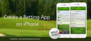 Betting apps developed for horse racing,  casino,  golf - low pricing