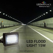Upgrade to UL and DLC Approved LED Flood Lights