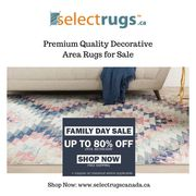 Best Quality Decor Area Rugs for Sale