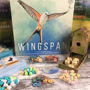 Wingspan - The Most Selling & Most Popular Board Game